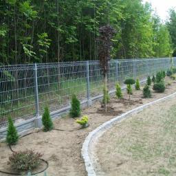 Centrum ogrodzeń Arkada - Klwabet - Bramy Gózd