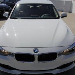 BMW 316 Czarna do wynajęcia!