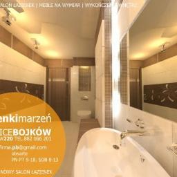 P&B Salon Łazienek, Meble na wymiar, Firma budowlana - Budowa Domów Gliwice