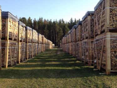 DREW-NORD Drewno&Węgiel - Drewno kominkowe Luzino