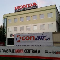 CONAIR Sp. z o.o. - Montaż Konstrukcji Stalowych Warszawa