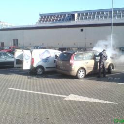 Myjnia Parowa Przygoda - Czyszczenie przemysłowe Toruń