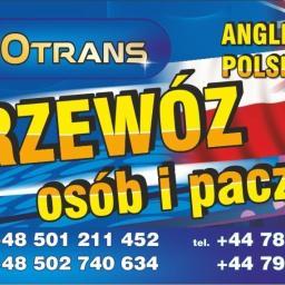 JojoTrans - Transport międzynarodowy do 3,5t Chojnice