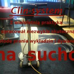 Clin-system - Chemia Warszawa