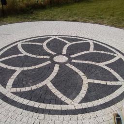 Mc' Bruk - Układanie kostki granitowej Wrocław