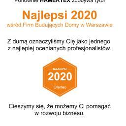 HAMERTEX - Domy modułowe Warszawa