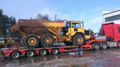 Big Cargo Sebastian Przybylski - Firma transportowa Szczecin