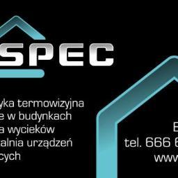 Bydgoszcz - 4 SPEC Sp. z o.o. - Osuszanie Bydgoszcz