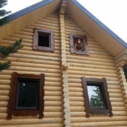 Domy z bali Szczutowo 3
