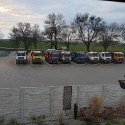 Usługi Transportowe Szmuc Sławomir - Piasek Zasypowy Księginice