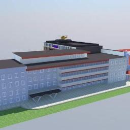 ARTMEDIK - Szpital W Kielcach wizualizacja