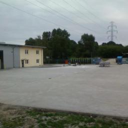 Firma Remontowo Budowlana BUD-SYSTEM - Układanie kostki granitowej Kraków