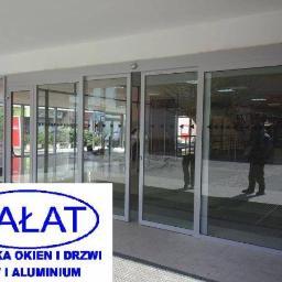 FINE-napędy drzwi automatyczne - Sprzedaż Okien Aluminiowych Nowy Sącz