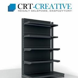 CRT-CREATIVE - Regały magazynowe Myślenice