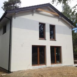 Domy murowane Żabia Wola 3