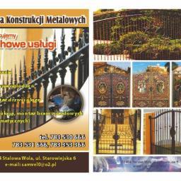 """Mkrtchyan Hayk """"Samvel"""" - Konstrukcje stalowe Stalowa Wola"""