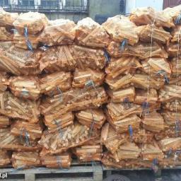 Zrzyna i drewno rozpałkowe