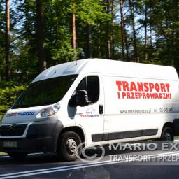 Mario Express - Firma transportowa Rzeszów