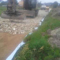 N-kop - Budowa dróg Nowy Targ