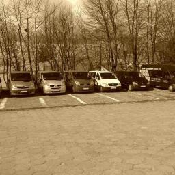 RafTrans Chojnice - Transport międzynarodowy do 3,5t Chojnice