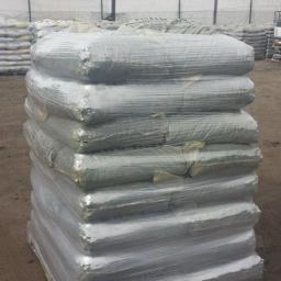 1 tona opału gotowa do dostarczenia dla klienta