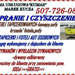 """""""KUMAR""""KUCZA MAREK - Pomoc Domowa Witkowo"""