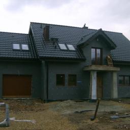 Domy murowane Koniaków 1