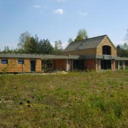 Domy murowane Koniaków 2