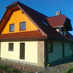 Usługi Budowlane Krzysztof Pawlus - Domy z keramzytu Radziechowy