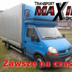 MAXIM - Przeprowadzki Międzynarodowe Szczecin