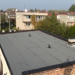 S.T.F MICHAŁ SUCHOŃ - Wymiana dachu Katowice