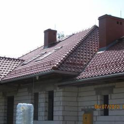 DACHTECHNIK - Konstrukcje stalowe Jelcz-Laskowice