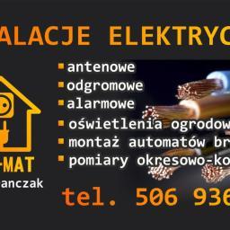 INSTAL-MAT Mateusz Franczak - Elektryk Słopnice