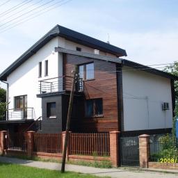 Domy murowane Chełmża 3