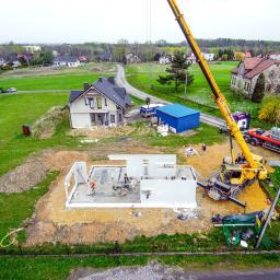 Abakon Centrala - Kompleksowa budowa domów. - Instalacje grzewcze Bielsko-Biała