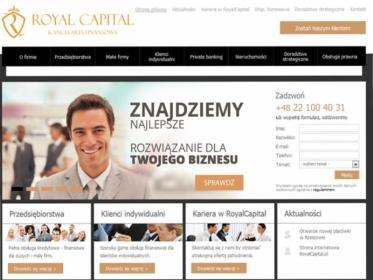 ROYAL CAPITAL Kancelaria Finansowa - Kredyty Bankowe Warszawa