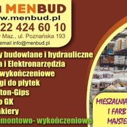 Menbud Marek Stępniewski - Remonty biur Ożarów Mazowiecki