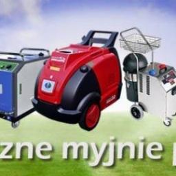 MOBILNA EKO-MYJNIA DE-LUX (MYJNIA PAROWA) - Mycie Szyb Osiek