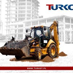 Transport Ciężarowy - Roboty Ziemne Ludwik Turkot - Ekipa budowlana Poznań