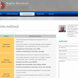 CYKLOID PRO Cezary Śliwakowski - Tester oprogramowania Łódź