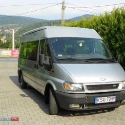 Henryk Suchoń - Transport busem Mysłowice