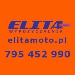 Wypożyczalnia busów i samochodów ELITA - Wypożyczalnia samochodów Chojnice