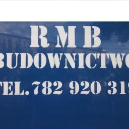 RMB BUDOWNICTWO Robert Majerski - Ocieplanie budynków Nowogród Bobrzański