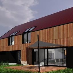 ŁUKASZ ŁADZIŃSKI ARCHITEKT - Projekty Domów Jednorodzinnych Mysłowice