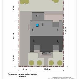 Projekty domów Częstochowa 19