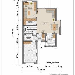 Projekty domów Częstochowa 18