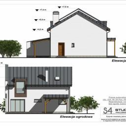 Projekty domów Częstochowa 17