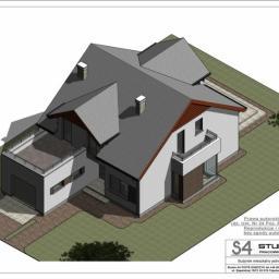 Projekty domów Częstochowa 16