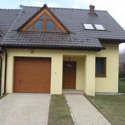 wymiana okien, drzwi, rolety zewnętrzne, bramy garażowe, aluminium, roletki materiałowe