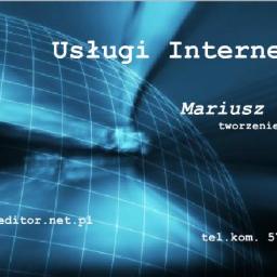 Mariusz Wróbel - Strona Internetowa Ruda Śląska
